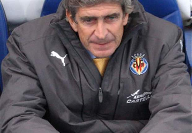 Pellegrini Hoping That Villarreal Can Turn The Tables On Arsenal