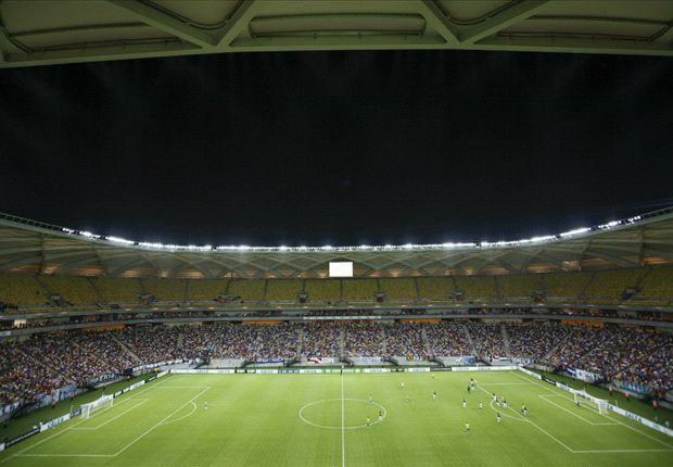 Las sedes del Mundial: Manaos