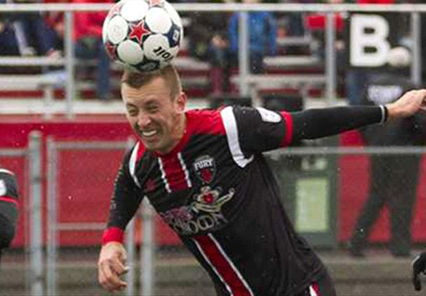 Brazilian forward Oliver of Ottawa Fury FC named NASL Player of the Week
