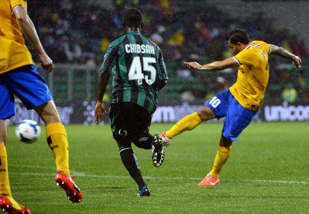 Juventus kan champagne koud zetten na zege