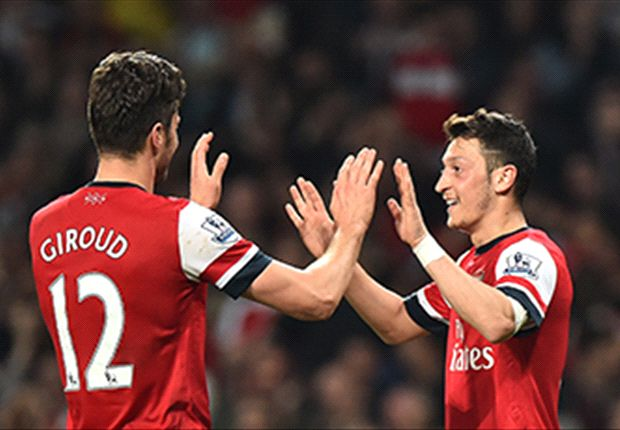 Arsenal have missed Ozil, says Arteta