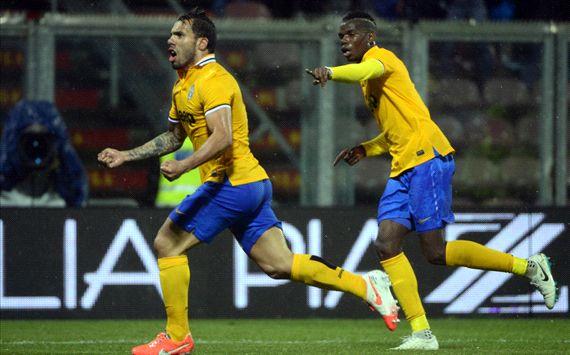Sassuolo vs Juventus Report