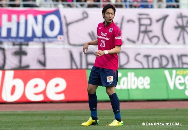 Gol telat Kenyu Sugimoto menghindari Cerezo Osaka dari kekalahan
