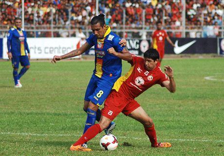 Laporan Pertandingan: Semen Padang 2–2 Arema