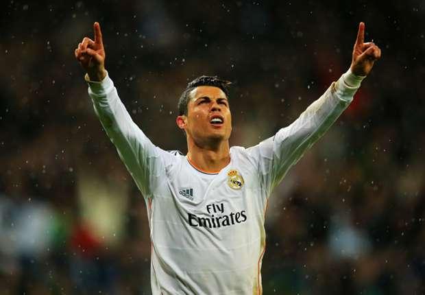 Traf am Wochenende doppelt: Cristiano Ronaldo