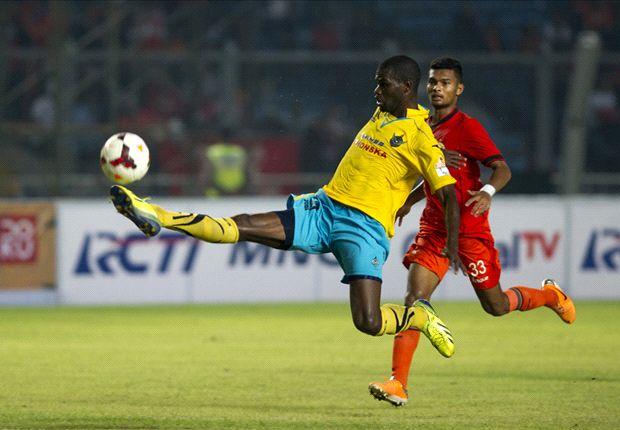 Laporan Pertandingan: Persija Jakarta 1-0 Gresik United