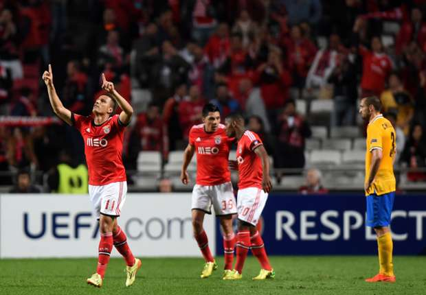 Juventus-Benfica Preview: Bianconeri on backfoot ahead of Turin final