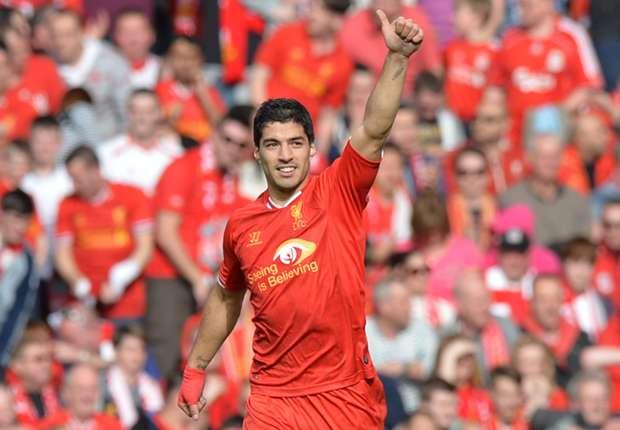 Suárez acaba de recibir el premio de la Asociación Profesional de Futbolistas (PFA).