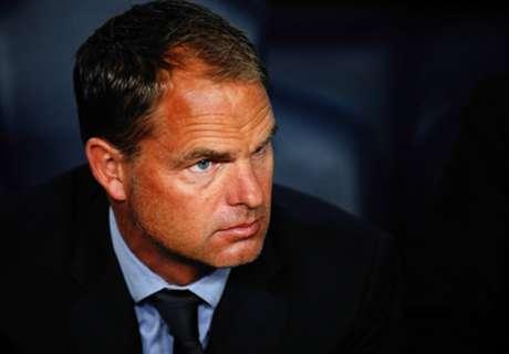 De Boer: Dutch job is not for me