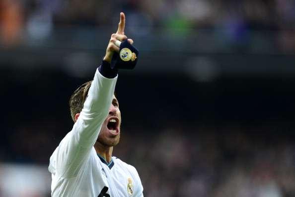 'Sergio Ramos enjoys blasting penalties over the bar' - Real's rock gets his revenge on Bayern