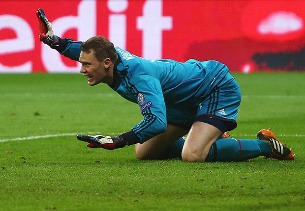 Bayern Munich give Neuer and Lahm all-clear for World Cup