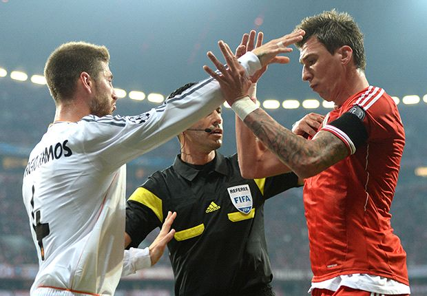 Ramos: Madrid put heart & souls into Bayern thrashing