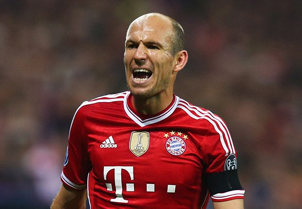 Robben: Leaving Madrid for Bayern the best decision of my life