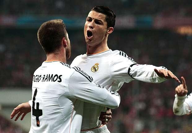 Bayern Munich 0-4 Real Madrid (Agg 0-5): Ramos and Ronaldo fire brilliant Blancos into final