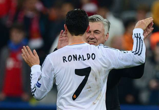 Ancelotti praises 'perfect' Real Madrid after Bayern thrashing