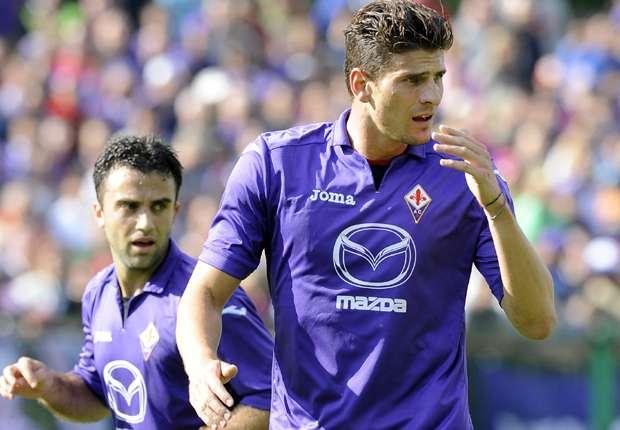 Hofft auf eine Rückkehr gegen Sassuolo: Mario Gomez
