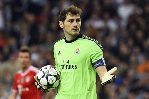Casillas non si tocca