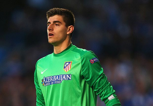 Mourinho praises Courtois after 'impossible' save