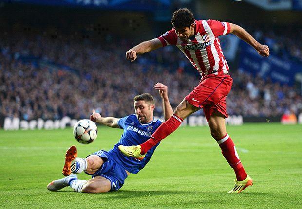 Chelsea 1-3 Atlético: Los colchoneros acaban con José Mourinho