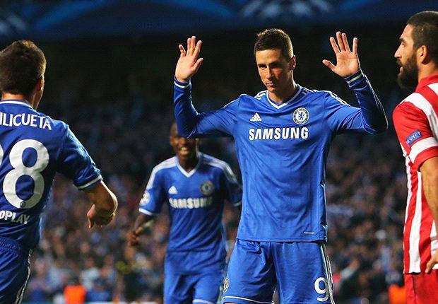 Inter are 'following' Chelsea striker Fernando Torres - Ausilio