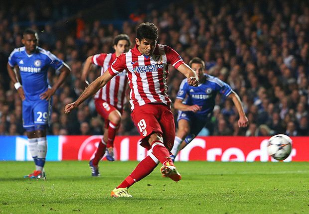 Diego Costa plays down talk of Chelsea deal