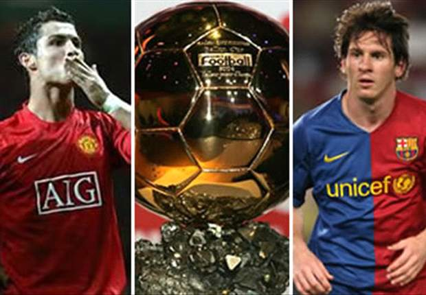 All former Ballon d'Or and Fifa World Player of the Year winners