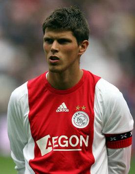 Moving on in January? Ajax star Klaas-Jan Huntelaar ponders his future (PA)