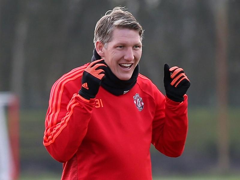 Manchester United, Bastian Schweinsteiger fait son retour sur le banc