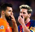 Aguero raconte le coup de sang de Messi