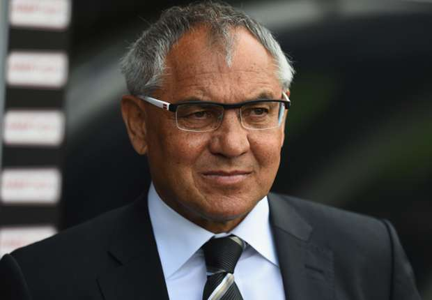 Fuham head coach Felix Magath