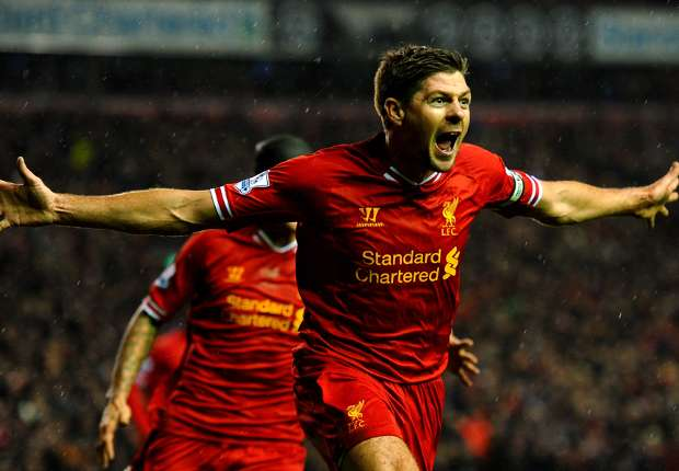 Stemmt Steven Gerrard am Saisonende seine erste Meisterschaft in die Höhe?