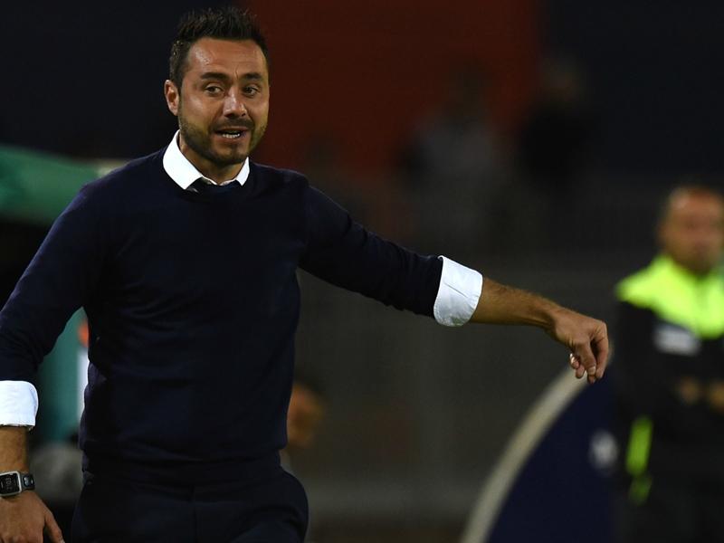 Palermo ko anche in Coppa Italia, De Zerbi: La squadra è impaurita