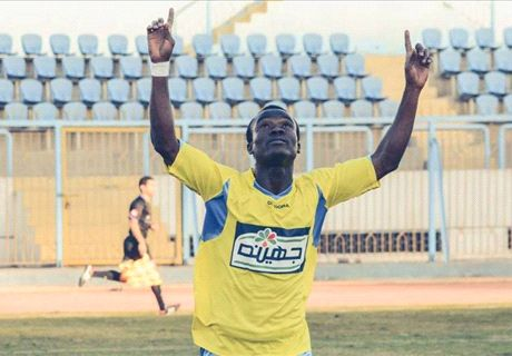 Antwi nets eighth goal for Ismaily