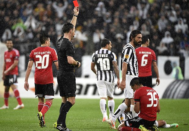 Juventus 0-0 Benfica (Agg 1-2): Ten-man Eagles hold out to reach second successive final