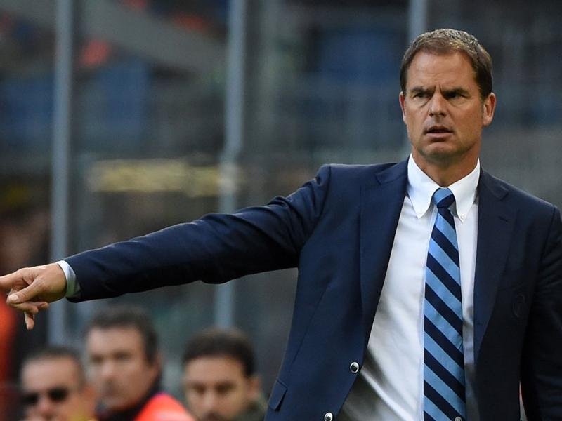 Frank De Boer a refusé Swansea