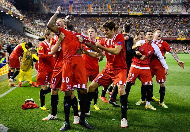 El Sevilla se clasifica para la final de la Europa League