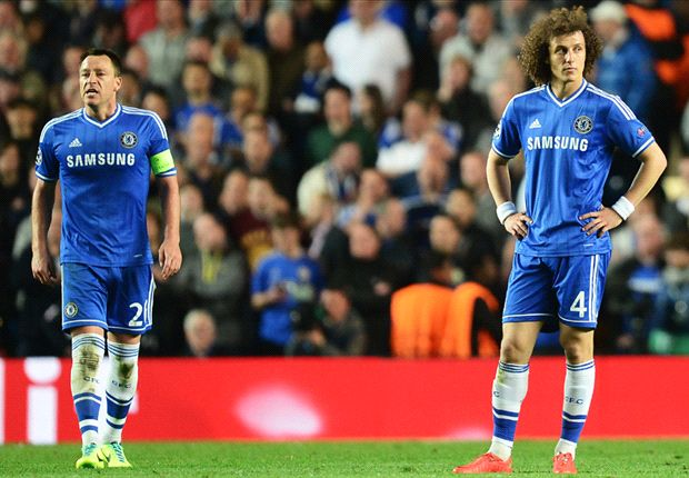 Chelsea's season has been s*** - Luiz