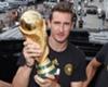 """Miroslav Klose: """"Bundesliga ist mein Ziel"""""""