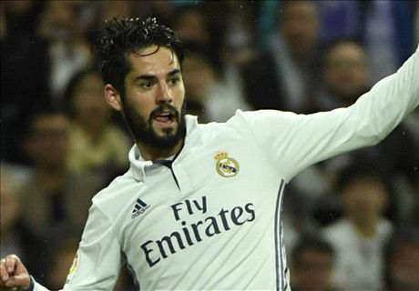 Barca looking to land Isco as a free agent