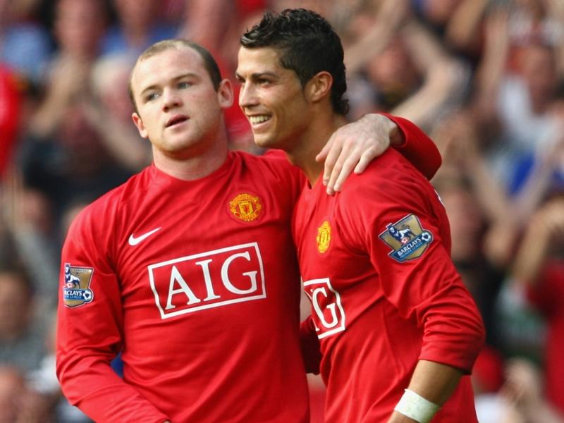 Ronaldo: Why I wore the No.7 shirt for Manchester United