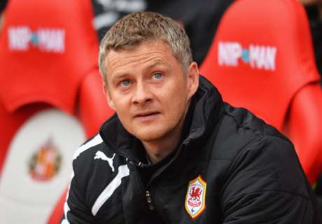 Solskjaer resigns as Cardiff boss