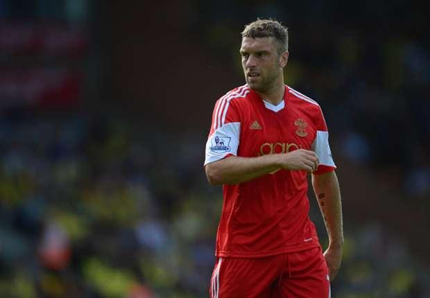 Southampton's Lambert doubtful for Swansea trip