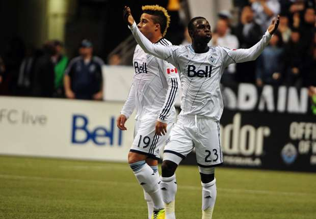 Kekuta Manneh Vancouver Whitecaps MLS 04192014