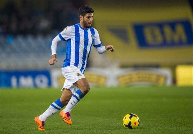 Carlos Vela podría quedarse en la Real Sociedad