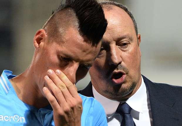 Hamsik & Higuain will be key - Benitez