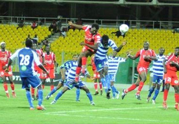 Great Olympics return to Ghana Premier League