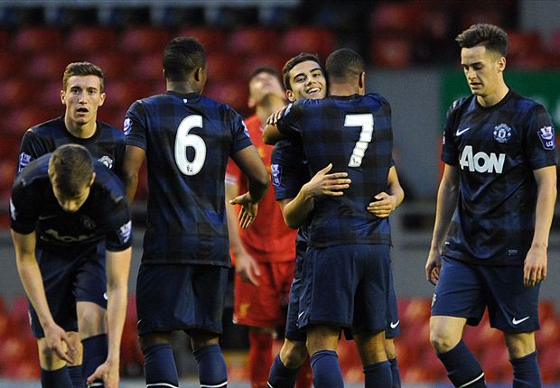 Liverpool 0-1 Manchester United: Pereira stunner sends visitors into Under-21 final