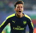 Özil no cierra la puerta al Real Madrid
