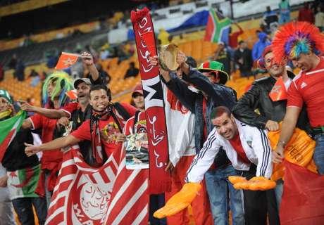 Marruecos, expulsada de la Copa de África