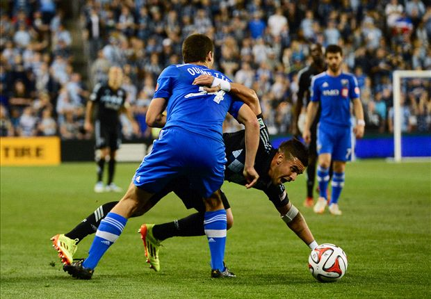 Nick Sabetti: Academy graduate Karl Ouimette reaching maturity with Montreal Impact